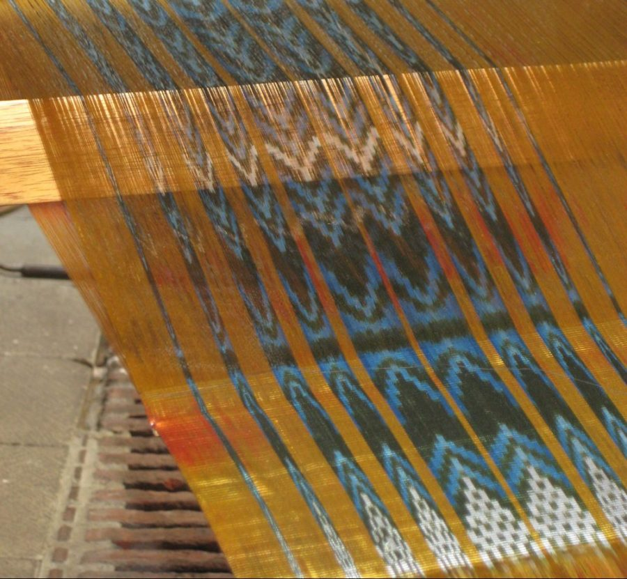 Shibori, Ikat and Sustainability
