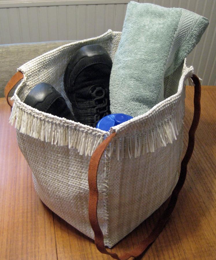 Basket Weaving on a Rigid HeddleLoom